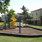 Bent Tree Park Apartments Children's Park Area