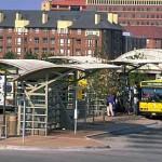 Post Addison Circle Apartments Bus Stop