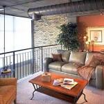 Post Addison Circle Apartments Lounge Area