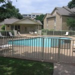 Bent Tree Brook Apartment Pool