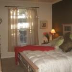Montfort Place Apartment Bedroom