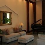 Montfort Place Apartment Living Room