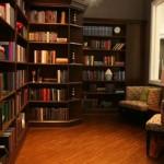 Prairie Crossing Apartment Library