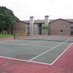 Springhaven Apartment Tennis Court