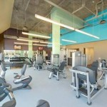 Savoye Apartment gym